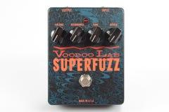Voodoo Lab Superfuzz Distortion/Fuzz Pedal