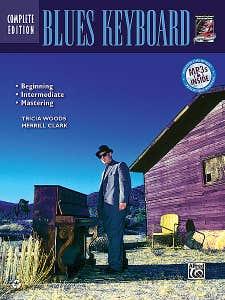 Blues Keyboard Method Complete BK/CD / WOODS TRICIA (ALFRED)
