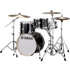 Yamaha Stage Custom Bop 4pc Drum Kit - Raven Black