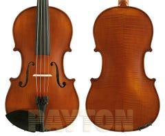 Gliga II Viola 15 inch Outfit Antique Finish