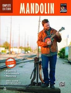 Mandolin Method Complete Book & CD (Alfred)