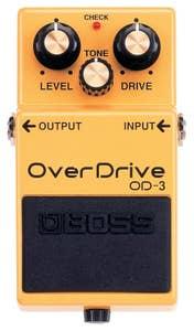 Boss OD-3 OverDrive (OD3)