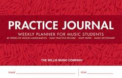 Practice Journal / (Willis Music)