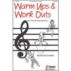 Warm Up And Workout Book 1 /  (HAL LEONARD)