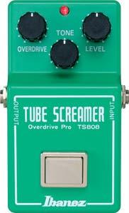 Ibanez TS808 Original Tube Screamer Pedal (TS-808)