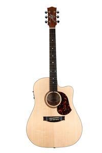 Maton SRS70C Road Series Acoustic Electric Guitar - Natural Satin