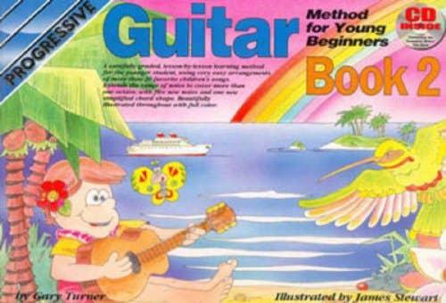 PROGRESSIVE Guitar Method for Young Beginners BK 2 BK/OLA / SCOTT TURNER (KOALA)