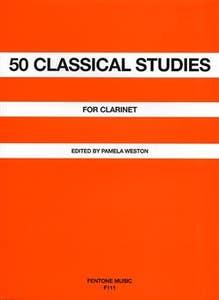 50 classical studies ed weston /  (FENTONE)
