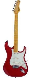 Tagima Guitars TG-530 Electric Guitar - Metallic Red