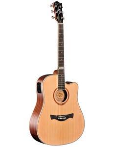 Tagima Guitars KANSAS Acoustic Electric Guitar - Natural