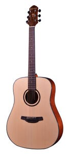 Crafter HD-250 Dreadnought Acoustic Guitar