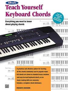 teach yourself keyboard chords / EDISON (ALFRED)