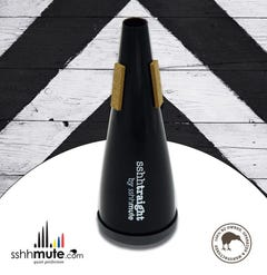 Bremner SSHH Mute - Straight Trumpet Mute (SHSTPT)