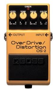 Boss OS-2 OverDrive/Distortion (OS2)