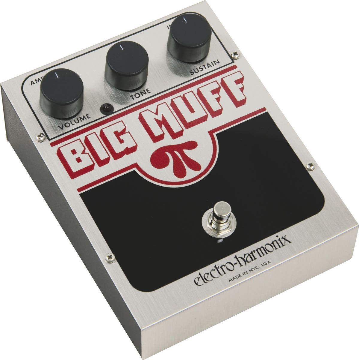 Electro Harmonix USA Big Muff PI Fuzz Pedal
