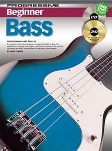 progressive beginner bass BK/ONLINE MEDIA 69164 /  (KOALA)