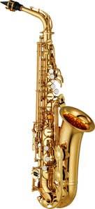 Yamaha YAS480 Intermediate Alto Saxophone (YAS-480)