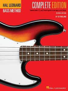 Hal Leonard Electric Bass Method Complete Book (Hal Leonard)