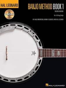 Banjo Method Book 1 BK/CD / SCHMID (HAL LEONARD)