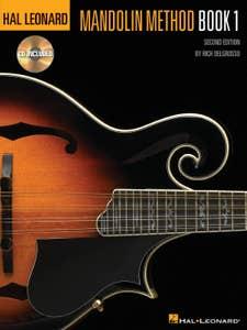 Mandolin Method BK/CD / DEL GROSSO (HAL LEONARD)