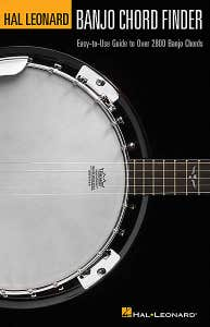 banjo chord finder /  (HAL LEONARD)