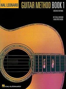 guitar method BK 1 / SCHMID (HAL LEONARD)