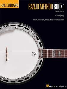 Banjo Method BOOK 1 / SCHMID (HAL LEONARD)