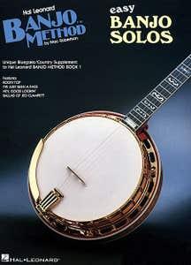 Easy Banjo Solos (Hal Leonard)