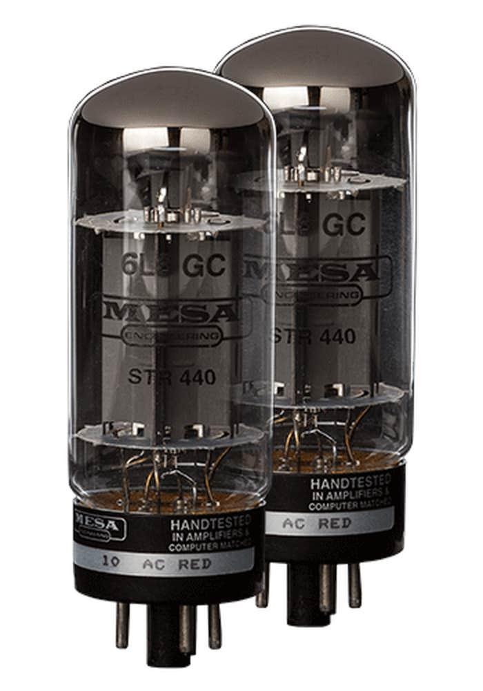 Mesa Boogie 6L6GC STR-440 Output Valves / Tubes (Pair)