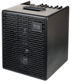 ACUS One for Strings 6T 130w Amplifier - Black