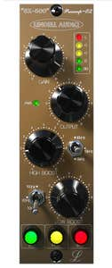 Lindell Audio 6X-500 Mic Preamp & Passive Pultec EQ - One Only