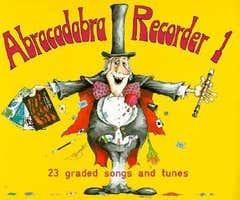 abracadabra recorder BK 1 /  (A & C BLACK)
