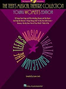 teens musical theatre col womens ed BK/CD /  (HAL LEONARD)