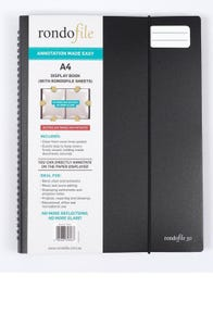 Rondofile 30 Pages Display Book (Alfred)