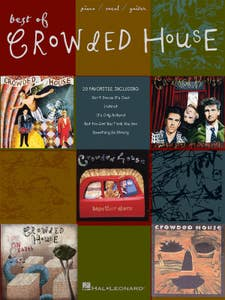 Best of Crowded House PVG / CROWDED HOUSE (HAL LEONARD)
