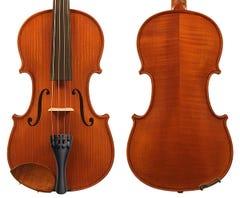 St Romani II by Gliga Violin Outfit w/Tonica Strings 4/4