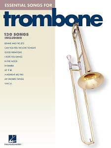 essential songs trombone / VARIOUS (HAL LEONARD)