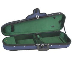 FPS Shaped Violin Case Woodshell Suspension - 4/4 size