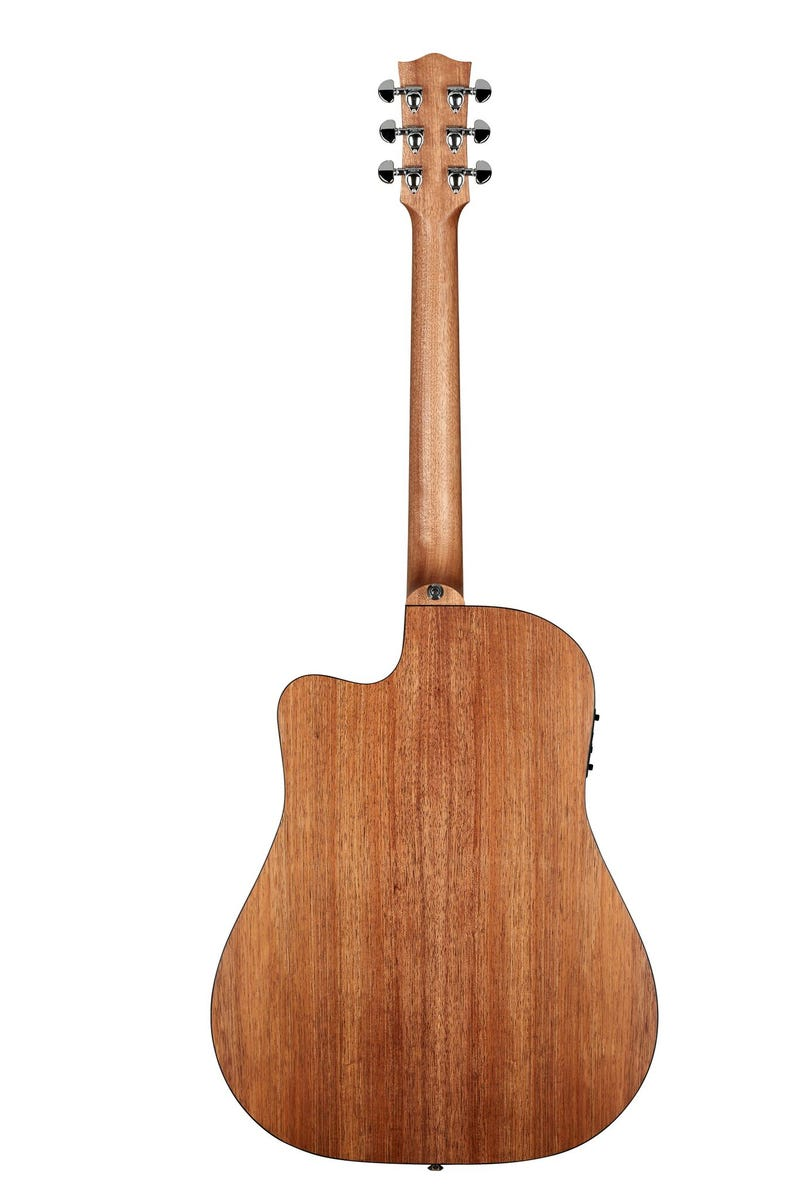 Maton SRS70C Road Series Acoustic Electric Guitar w/Case - Natural Satin