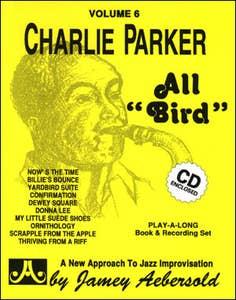 all bird BK/CD vol 6 / PARKER CHARLIE (AEBERSOLD)
