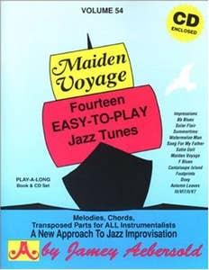 maiden voyage BK/CD vol 54 / AEBERSOLD (AEBERSOLD)