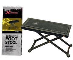 AMS T411 Height Adjustable Guitarists Footstool