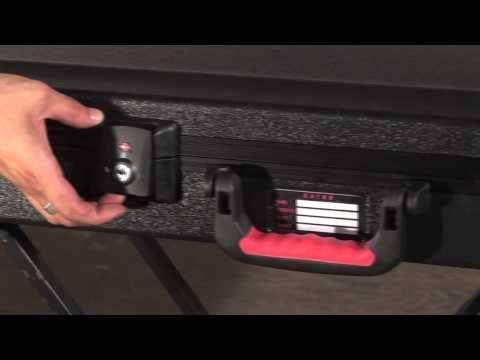Gator GTSA-GTRDREAD ATA Dreadnaught Guitar Case w/TSA Latches
