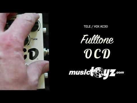 Fulltone OCD V2 Overdrive / Distortion Pedal