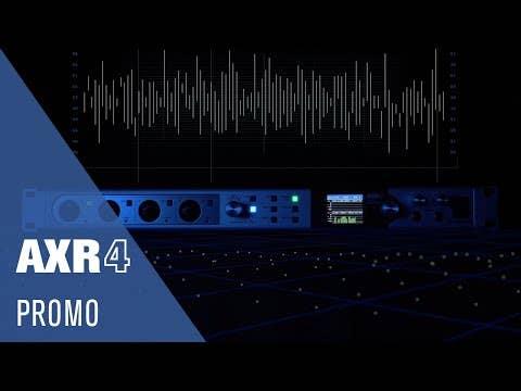 Steinberg AXR4T 32-bit Thunderbolt 2 Audio Interface