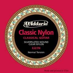 D'Addario Classic Nylon String Set (EJ27N)