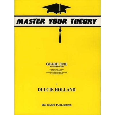 master your theory gr 1 / HOLLAND (EMI)