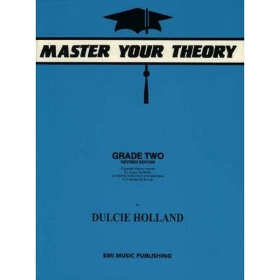 master your theory gr 2 / HOLLAND (EMI)