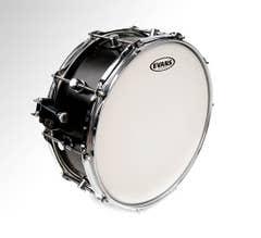 """Evans Genera HD Dry Coated 14"""" Snare Drum Head"""