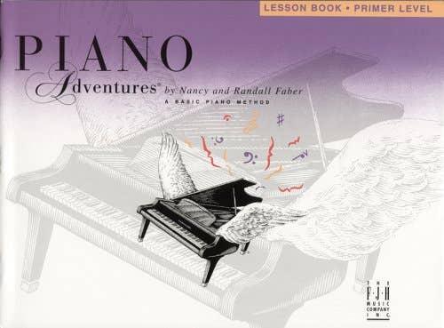 Piano Adventures Lesson Primer /  (FABER PIANO ADV)